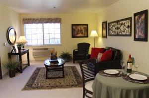 Living Room (One Bedroom)